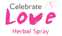 Celebrate Love Herbal Spray